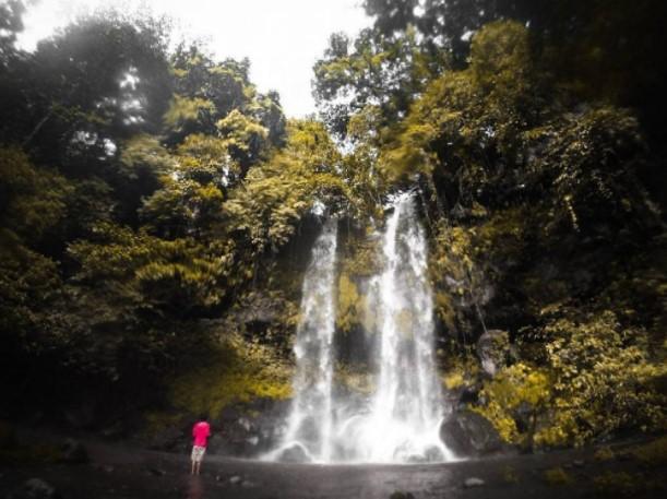 65 Tempat Wisata Banyuwangi Terkenal Menarik Dikunjungi Air Terjun Telepak