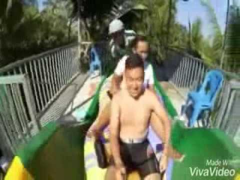 Wisata Kolam Renang Pancoran Waterboom Banyuwangi Visitbwi Youtube Kab