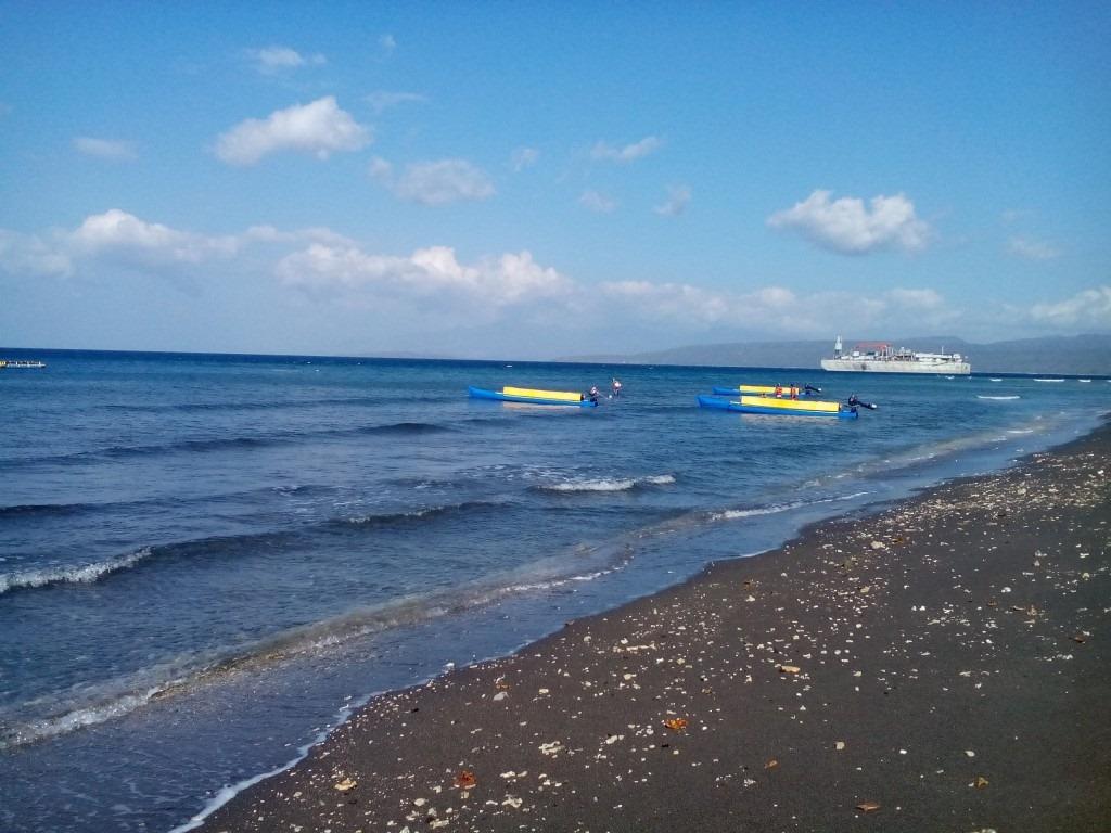Pantai Bangsring Banyuwangi Terkenal Spot Snorkeling Jawa Timur Kab