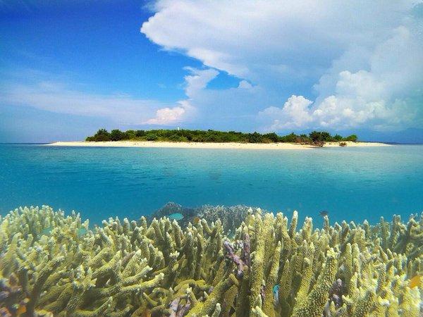 Pantai Bangsring Snorkling Kebanyuwangi Kab Banyuwangi