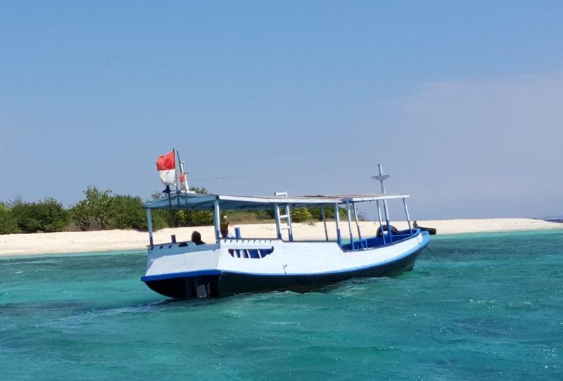 Pulau Tabuhan Mutiara Banyuwangi Terletak Kabupaten Menuju Pusat Kota Pantai