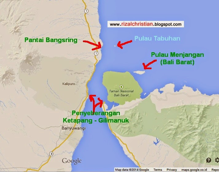 Rizal Christian Dive Report Bangsring Pulau Tabuhan 1 7 Nov