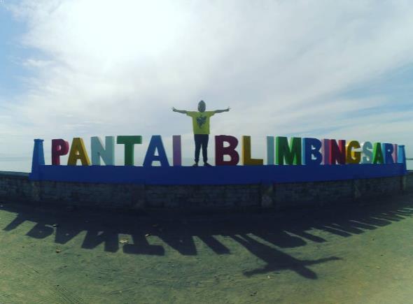 62 Tempat Wisata Banyuwangi Jawa Timur Terupdate Pantai Blimbingsari Kab
