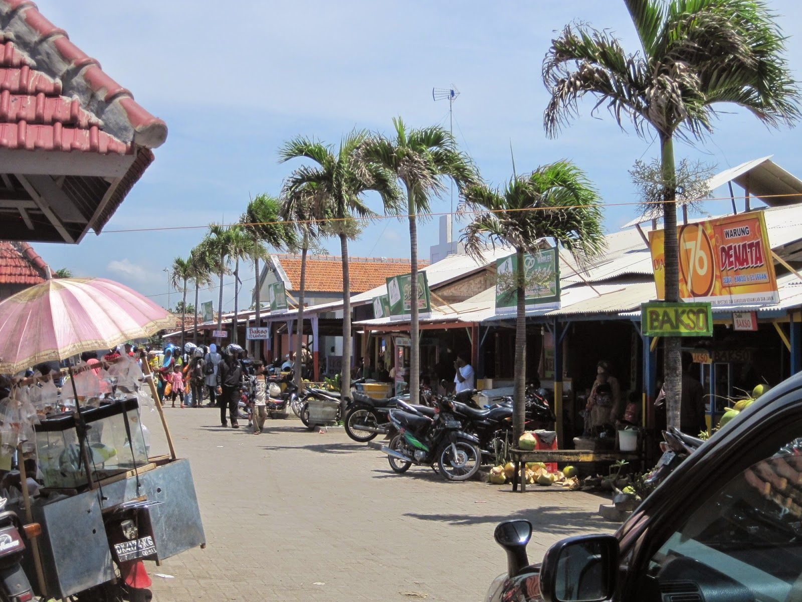 65 Tempat Wisata Banyuwangi Terkenal Menarik Dikunjungi Pantai Blimbingsari Kab