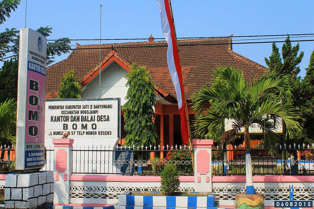 Bomo Blimbingsari Banyuwangi Wikipedia Bahasa Indonesia Ensiklopedia Bebas Pantai Kab