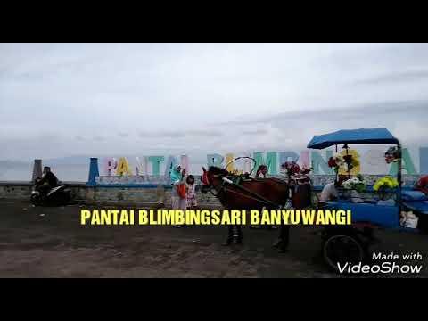 Keindahan Pantai Blimbingsari Banyuwangi Jawa Timur Eko Jalu Santoso Kab