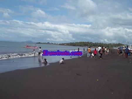 Pantai Blimbingsari Banyuwangi Wisata Indonesia Kab