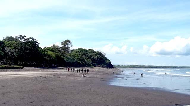 Pantai Boom Tentang Objek Wisata Satu Berada Kabupaten Banyuwangi Jawa