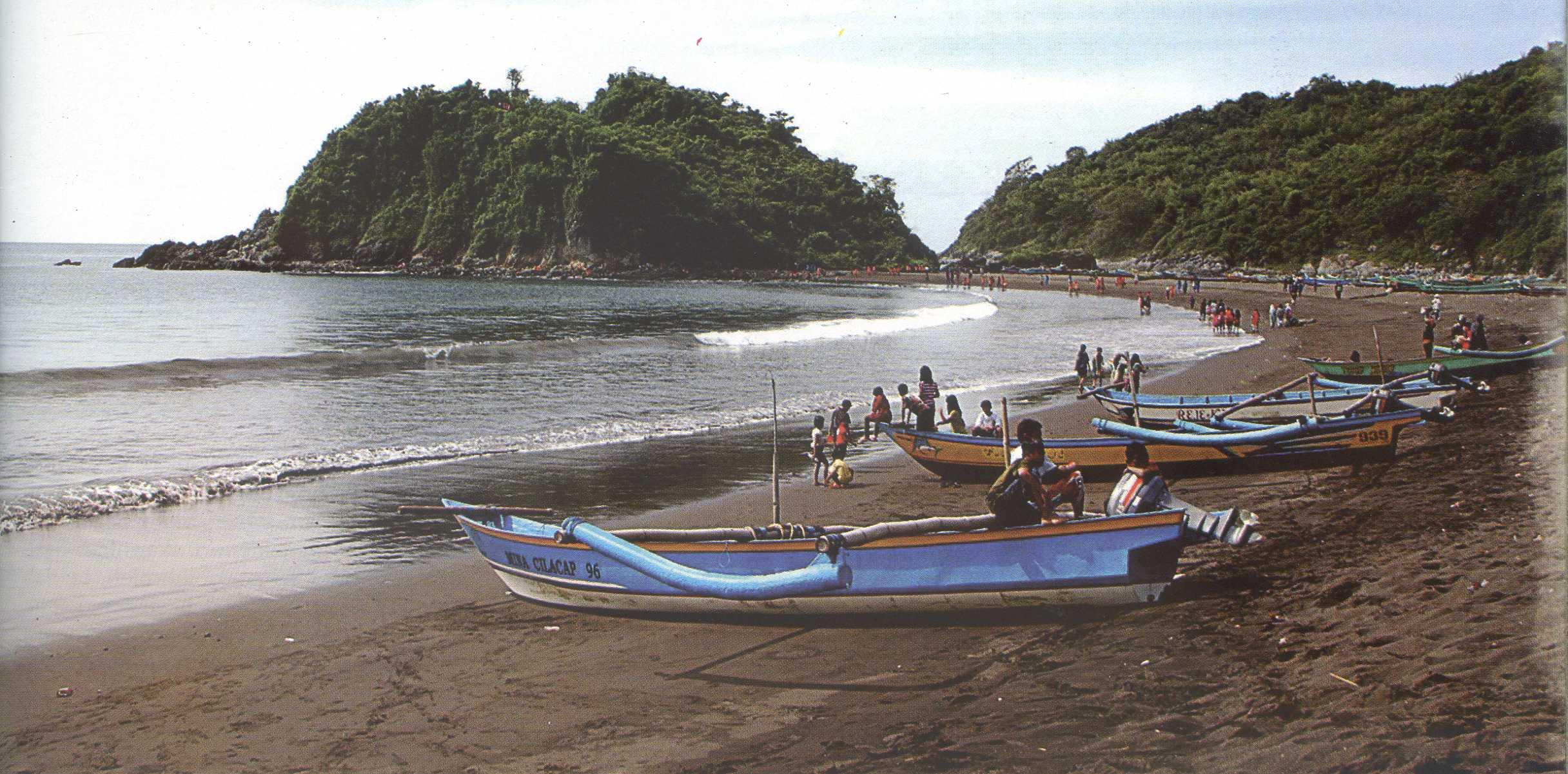 Pantai Grajagan Kabupaten Banyuwangi Wisata Jawatimuran Blimbingsari Kab