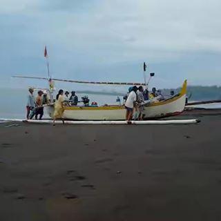 Tag Pantaiblimbingsari Instagram Pictures Instarix Datang Pantai Blimbingsari Berada Desa