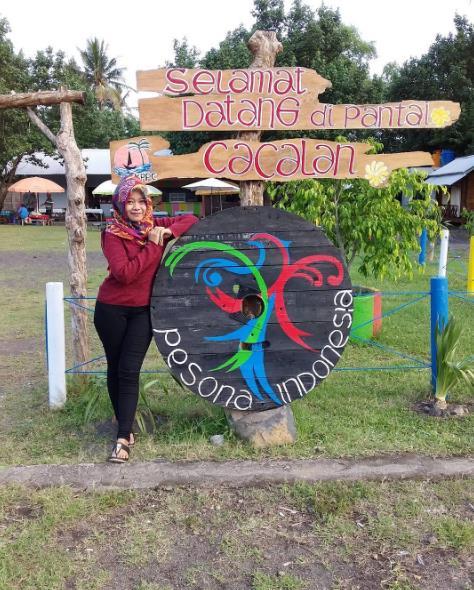 62 Tempat Wisata Banyuwangi Jawa Timur Terupdate Pantai Cacalan Bomo