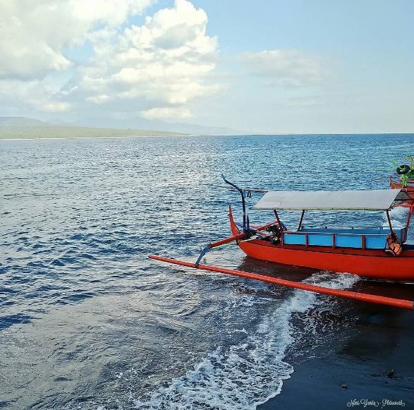 62 Tempat Wisata Banyuwangi Jawa Timur Terupdate Pantai Watu Dodol
