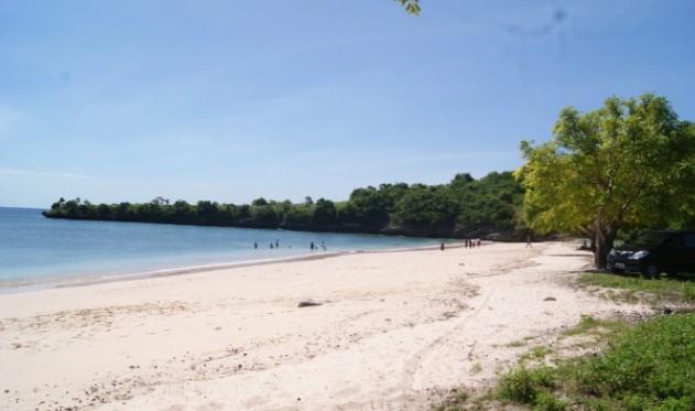 65 Tempat Wisata Banyuwangi Terkenal Menarik Dikunjungi Pantai Cemara Bomo