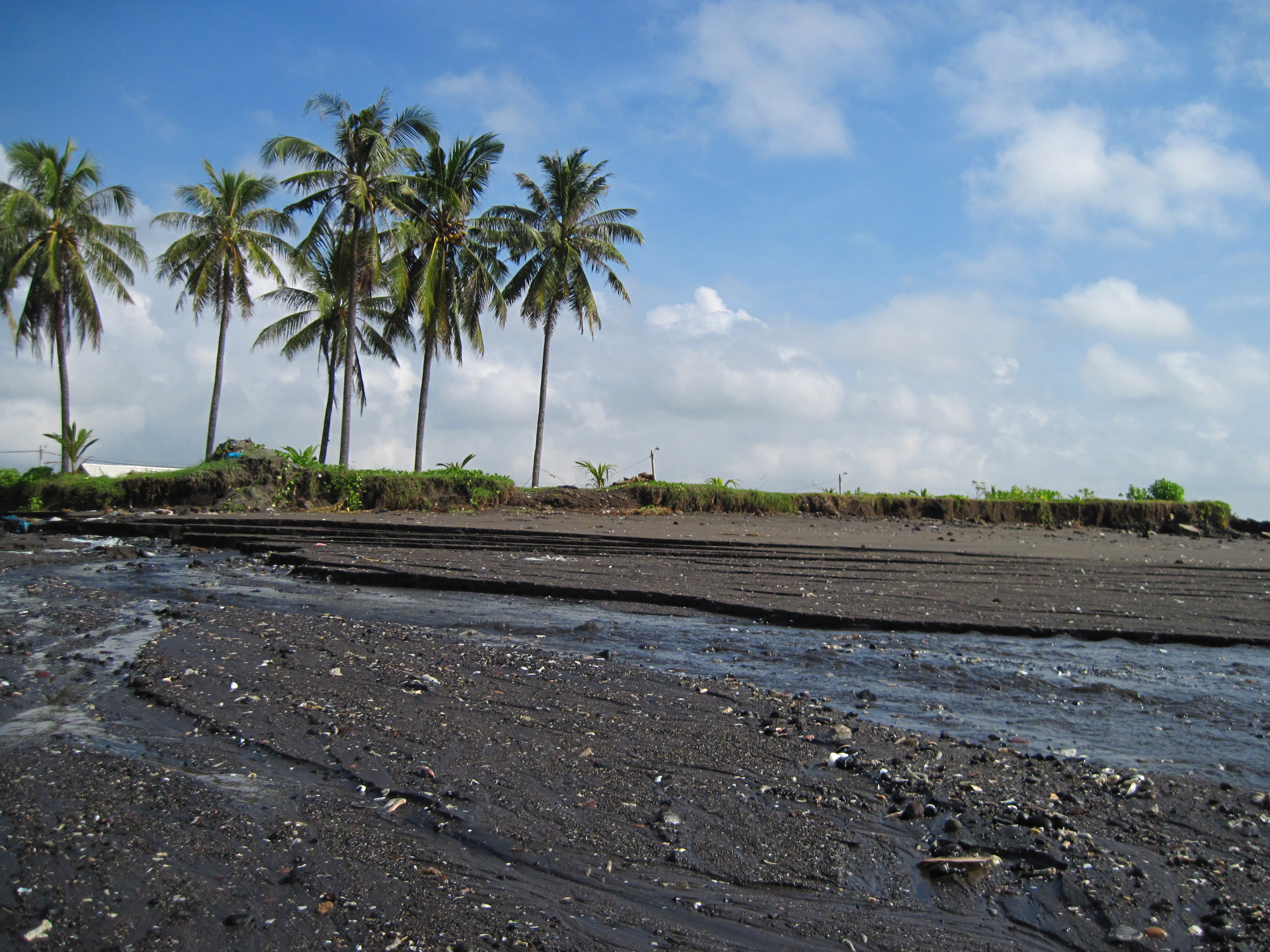 Banyuwangi Fa Ul Aliran Air Darat Pantai Bomo Kab