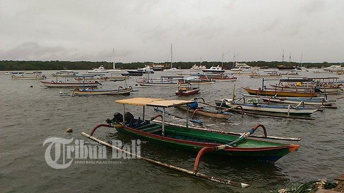 Jukung Tak Bertuan Jembrana Punya Nelayan Banyuwangi Pemiliknya Selamat Pantai
