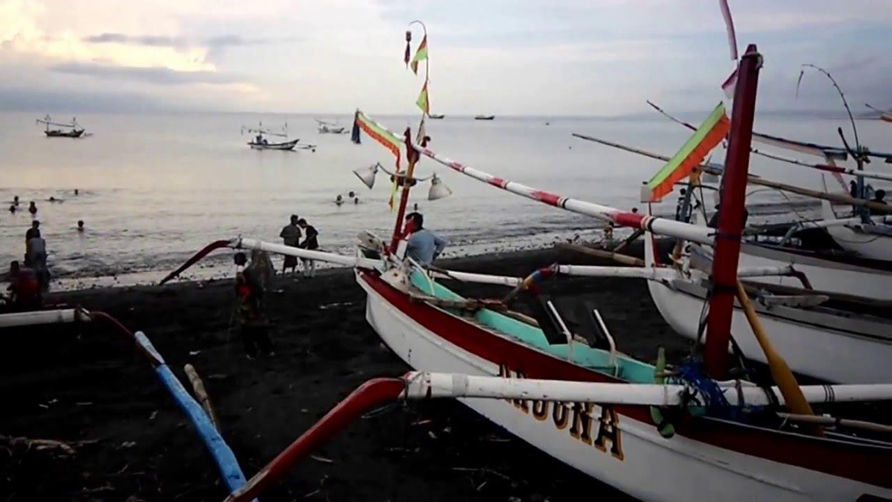 Keindahan Pantai Blimbling Sari Banyuwangi Youtube Bomo Kab