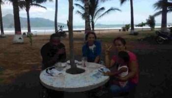 Melihat Keindahan Pantai Bomo Kecamatan Rogojampi Banyuwangi Wisata Mustika Pesanggaran