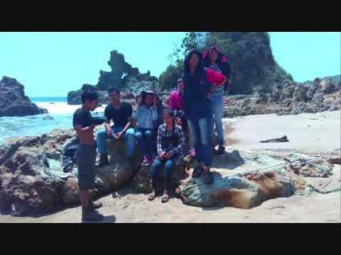 Pantai Parang Kursi Kabupaten Banyuwangi Part 02 Youtube Bomo Kab