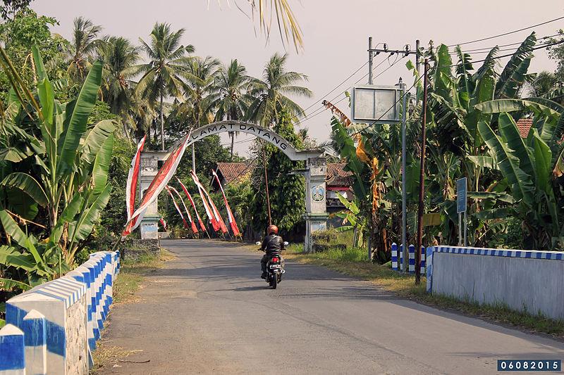 Potensi Desa Bomo Pantai Kab Banyuwangi