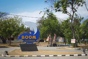 Pantai Boom Banyuwangi Kab