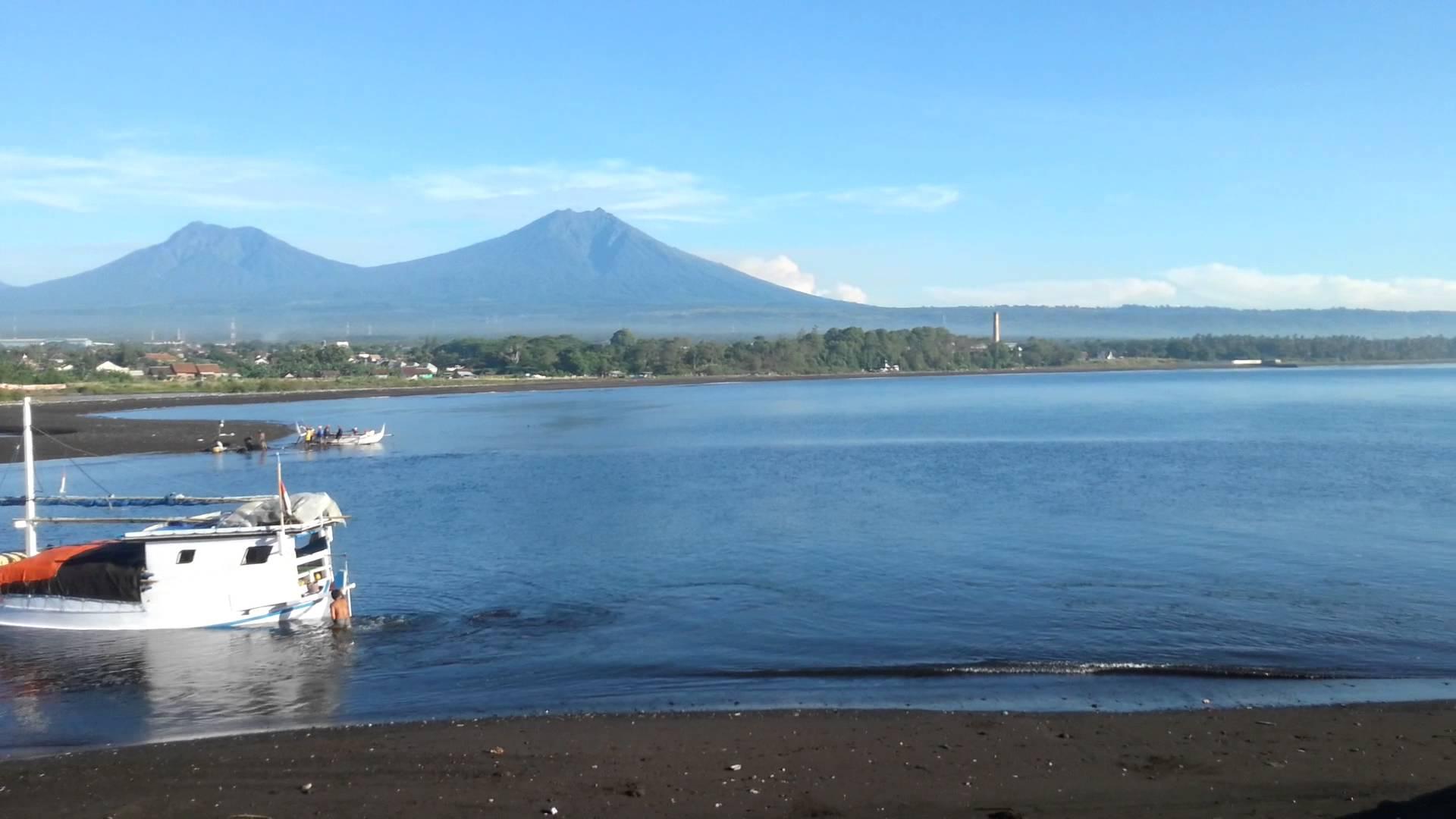 Pantai Boom Banyuwangi Wisata Indah Jawa Timur Tanya Keindahan Kab