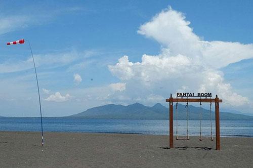 Pantai Boom Steemit Kab Banyuwangi