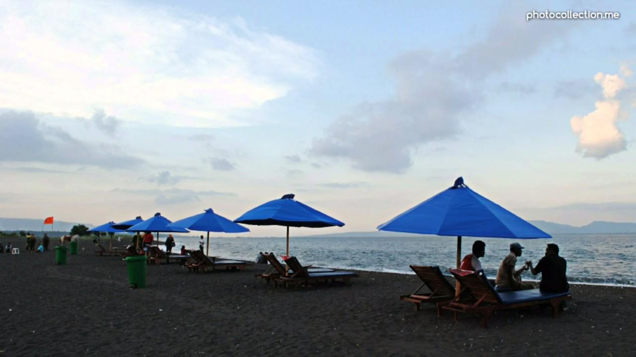 Pantai Boom Wisata Kota Banyuwangi Youtube Kab