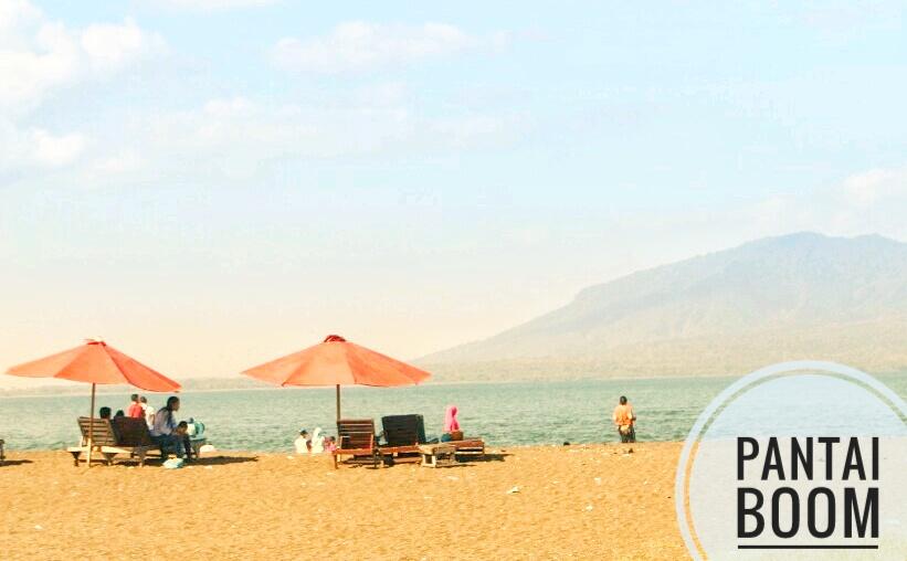 Pantai Dijuluki Sunrise Java Wisata Murah Berkunjung Kota Banyuwangi Salah