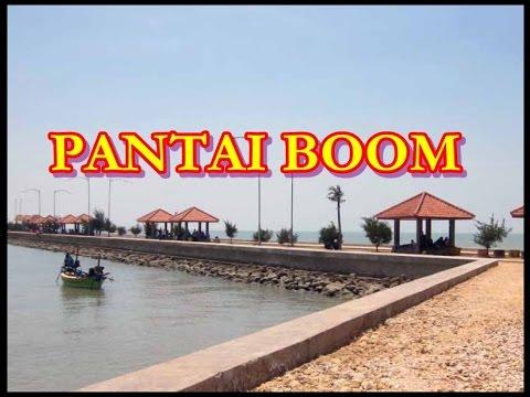 Pesona Pantai Boom Kabupaten Banyuwangi Jawa Timur Indonesia Ilovebwi Kab