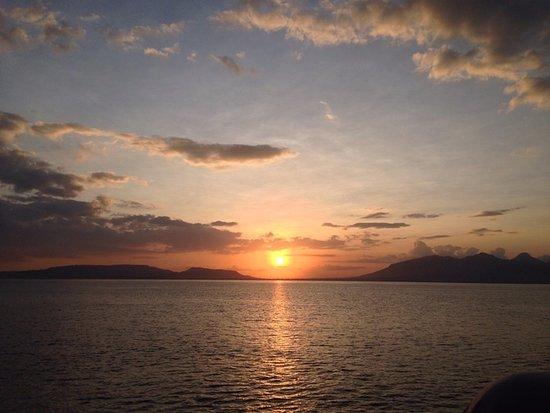 Sunrise Pantai Boom Picture Beach Banyuwangi Kab