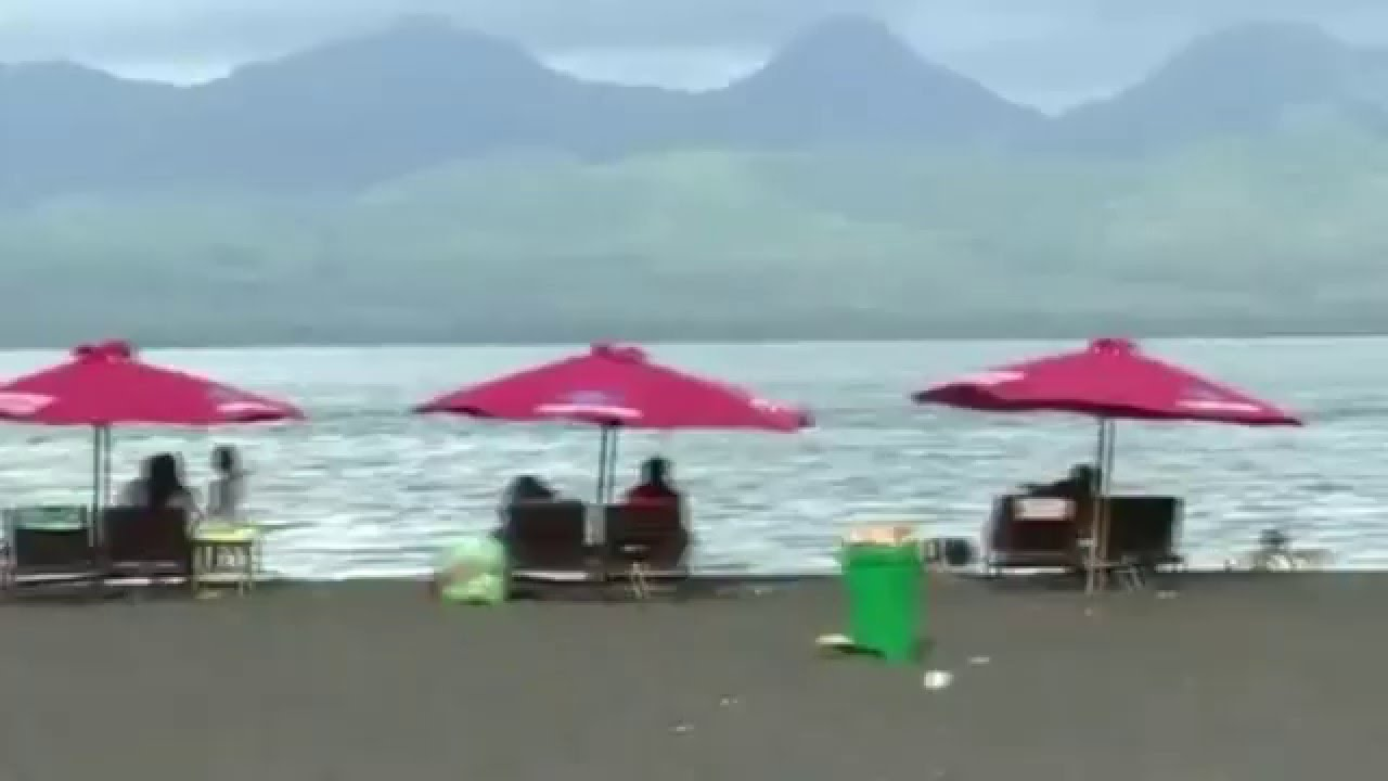 Wisata Pantai Boom Banyuwangi Youtube Kab