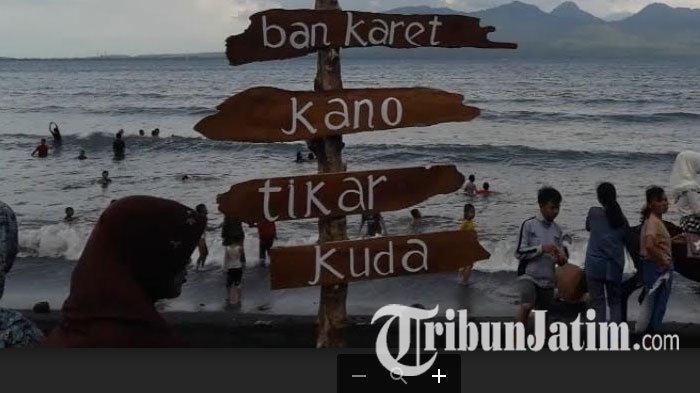 Bupati Banyuwangi Minta Satu Kecamatan Pantai Unggulan Cacalan Kab
