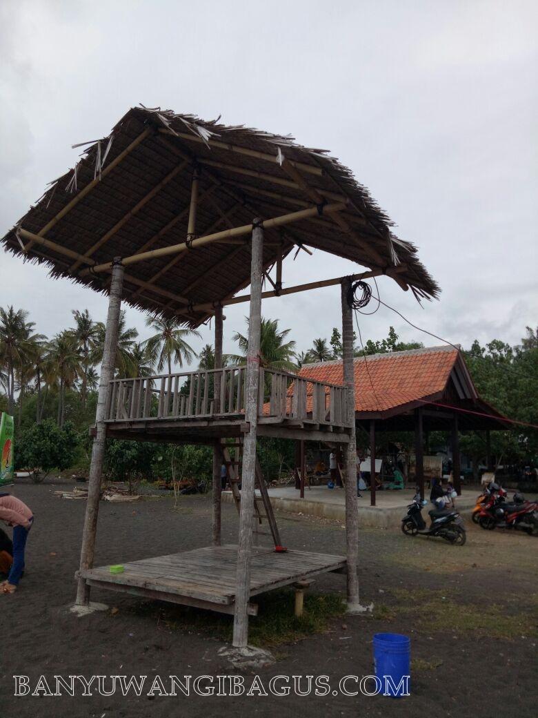 Pantai Cacalan Alternatif Destinasi Wisata Keluarga Banyuwangi Berikut Keindahan Hasil