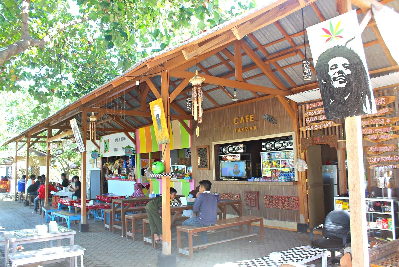Pantai Cacalan Banyuwangi 2 Lokal Karya Kab