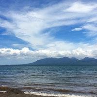 Pantai Cacalan Banyuwangi Jawa Timur Foto Diambil Oleh Dimitra 12
