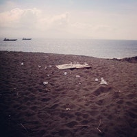 Pantai Cacalan Banyuwangi Jawa Timur Foto Diambil Oleh Wahyu 10