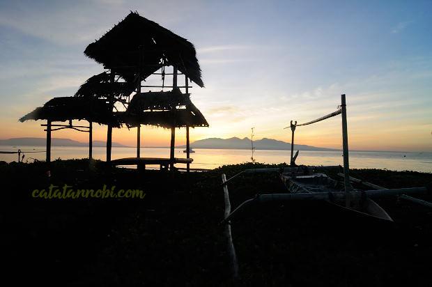 Pantai Cacalan Banyuwangi Spot Menikmati Sunrise 2015 Kab
