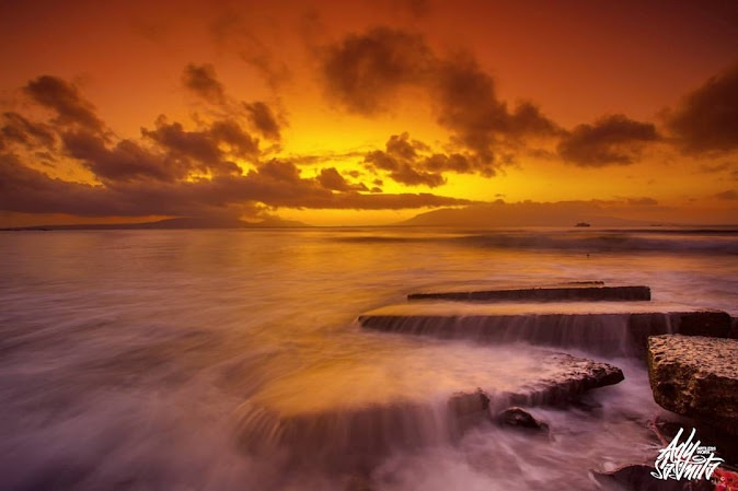 Pantai Cacalan Banyuwangi Tempat Wisata Dekat Kota 1 Sunrise Beach