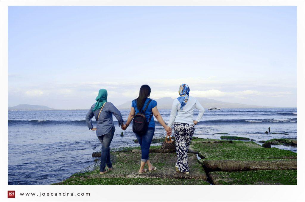 Pantai Cacalan Destinasi Wisata Tak Menguras Kantong Jalan Protokol Banyuwangi