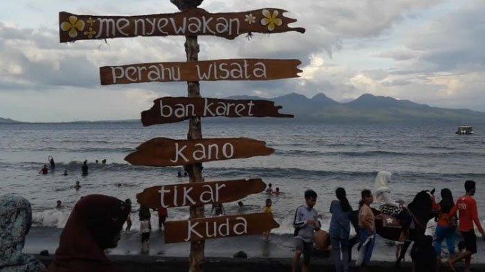 Program Pemkab Banyuwangi Satu Kecamatan Pantai Unggulan Surya Cacalan Kab