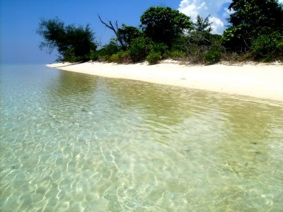 10 Foto Pantai Cemara Lombok Timur Jalan Menuju Lokasi Wisata