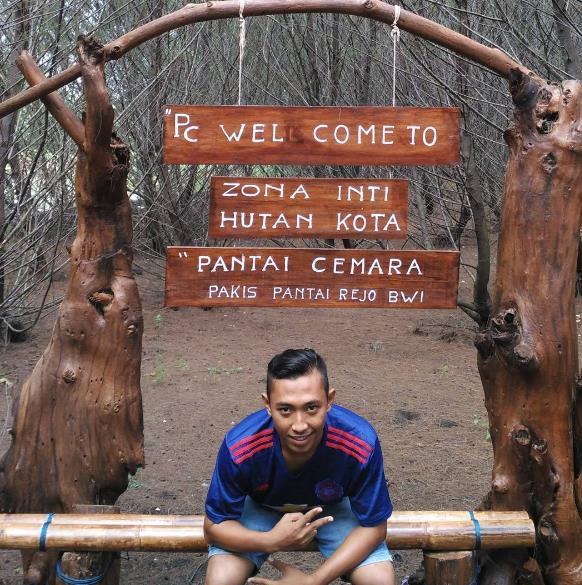 62 Tempat Wisata Banyuwangi Jawa Timur Terupdate Pantai Cemara Kab