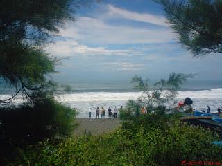 Agus Setiawan Pantai Cemara Banyuwangi Keberadaannya Dunia Wisata Terbilang Mempunyai