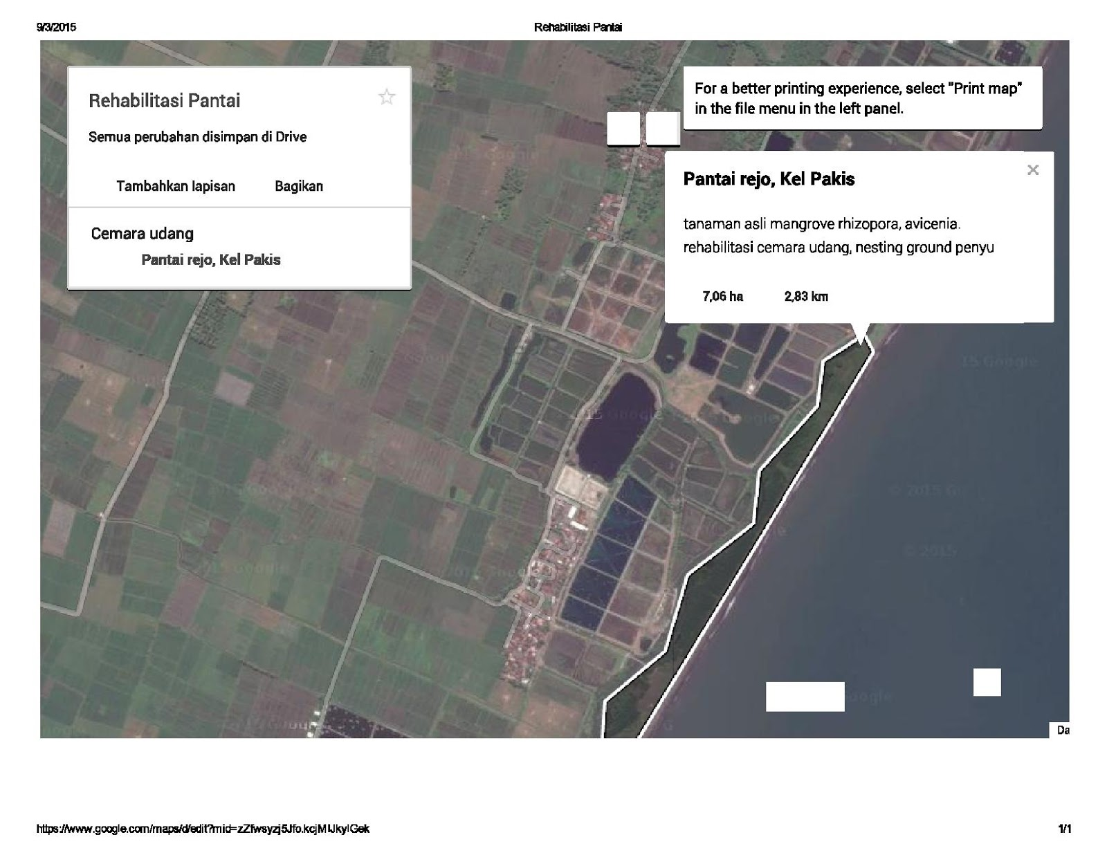 Bid Perikanan Tangkap Disperipangan Banyuwangi Rehabilitasi Pantai Konservasi Penyu Cemara