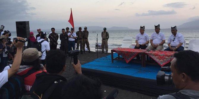Mampir Pantai Cemara Alternatif Wisata Banyuwangi Aswar Anas Resmikan Boom