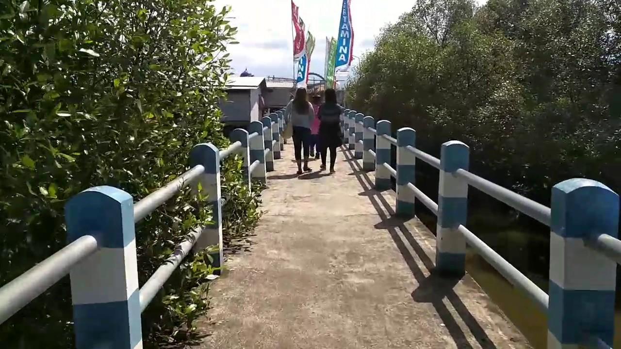 Pantai Cemara Banyuwangi Destinasi Wisata Youtube Kab