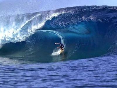 10 Foto Pantai Plengkung Land Beach Alas Purwo Banyuwangi Jawa