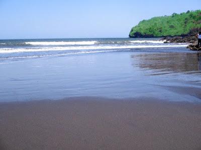 10 Foto Wisata Pantai Grajagan Banyuwangi Jawa Timur Tiket Eksotisme