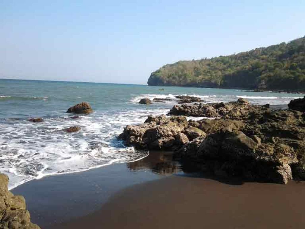 Desa Grajagan Kecamatan Purwoharjo Kabupaten Banyuwangi Pantai Kab