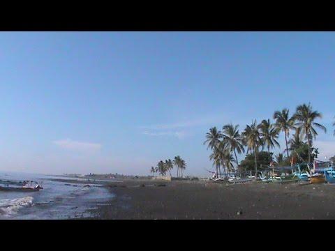 Melihat Keindahan Pantai Bomo Rogojampi Banyuwangi Youtube Grajagan Kab